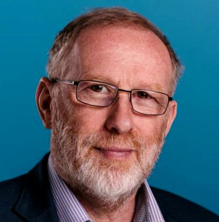 dr. Beck György, a Neumann Társaság elnöke EDCL